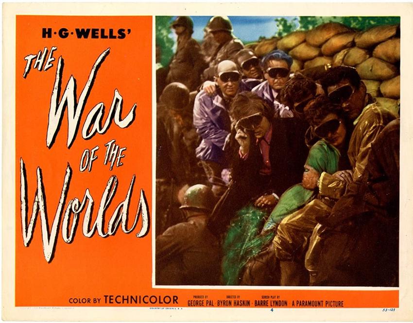 Válka světů (1953)