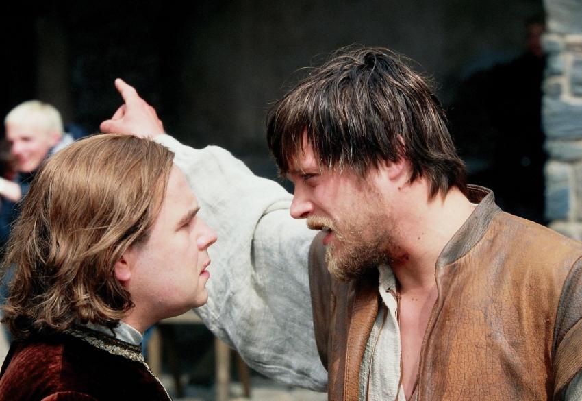 Kráska a pirát (2006) [TV film]