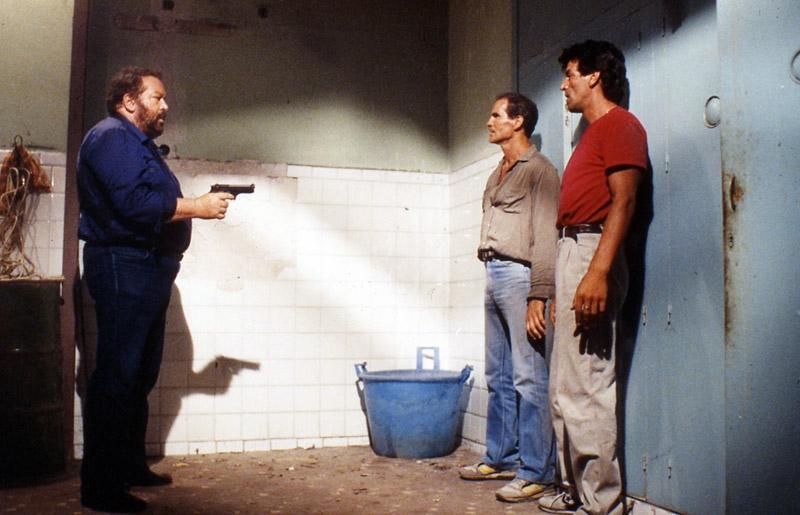 Big Man I. - Neobvyklá pojistka (1988) [TV film]