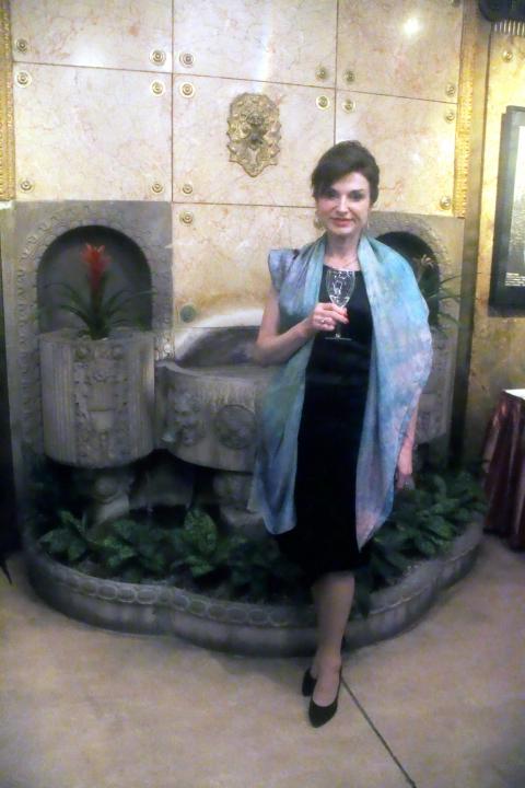 Premiéra filmu Hlas pro římského krále kino Lucerna