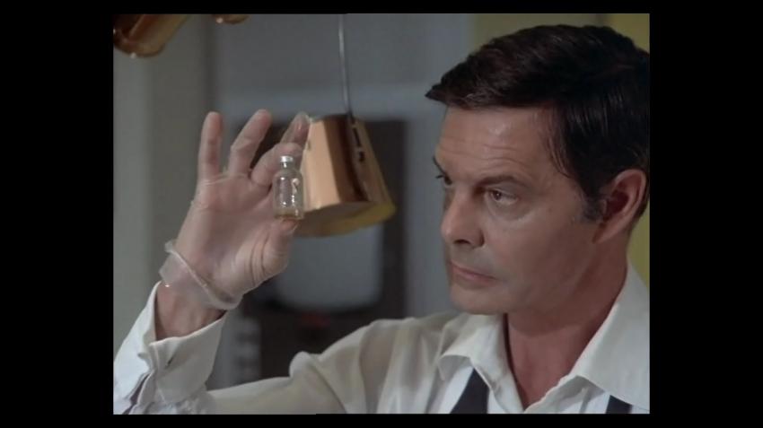 Smrt ve sklence vína (1978) [TV film]
