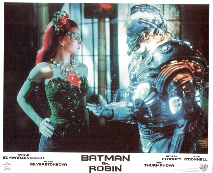 Batman a Robin (1997)