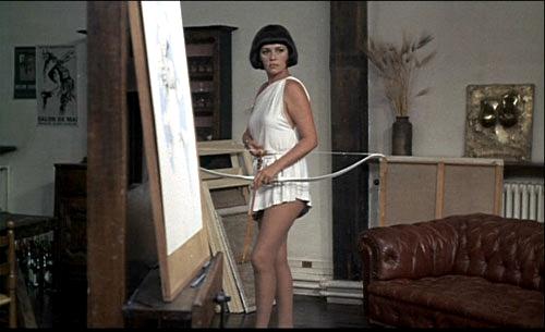 Nevěsta byla v černém (1967)
