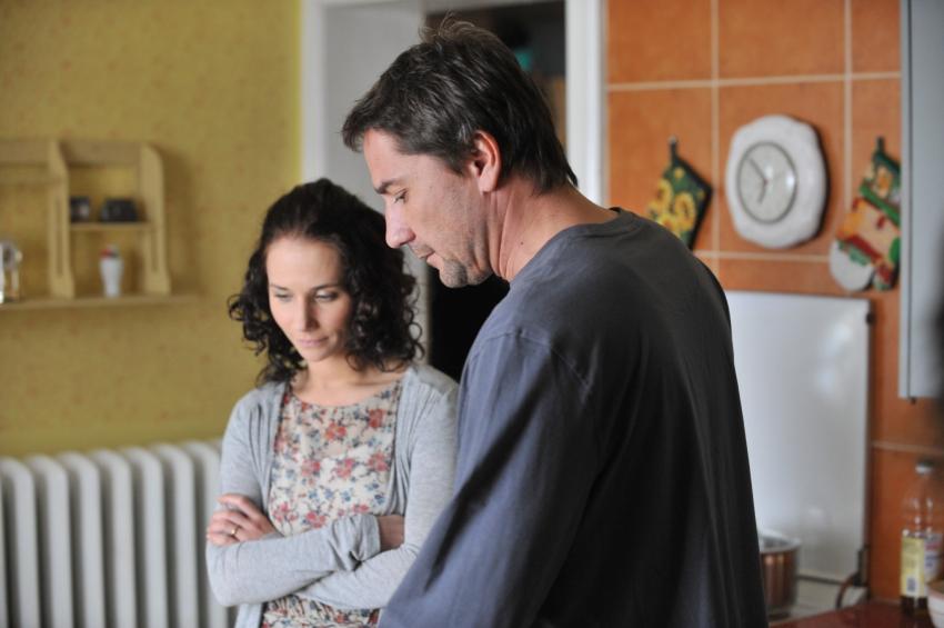 Sandra Nováková a Martin Trnavský
