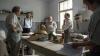 Z natáčení / Pekárna / Na pečení si filmaři domluvili odborného poradce. Historickou pekárnu, která se objevuje v šestém díle, našli lokační v Černčicích.
