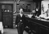 Chaplin malířem (1914)