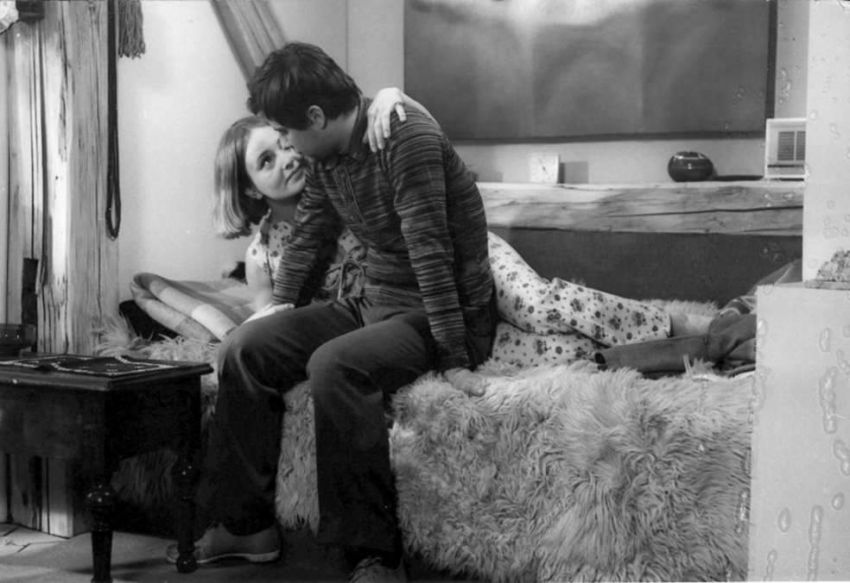 Dvě věci pro život (1972)