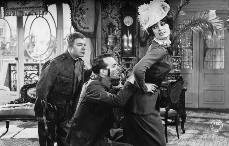 Der Brave Soldat Schwejk (1960)