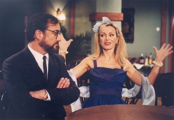 Viktor Preiss a Kateřina Brožová
