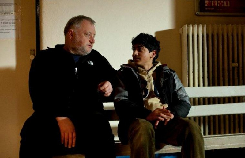 z natáčení:   Martin Šec a  Ján Mižigár