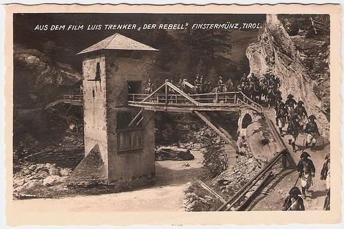 německá pohlednice - foto: Peter Ottl