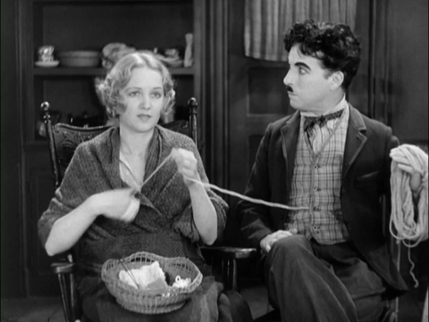 Světla velkoměsta (1931)