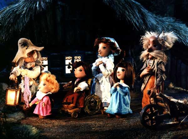 Broučci (1995) [TV seriál]