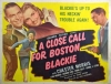 A Close Call for Boston Blackie (1946)