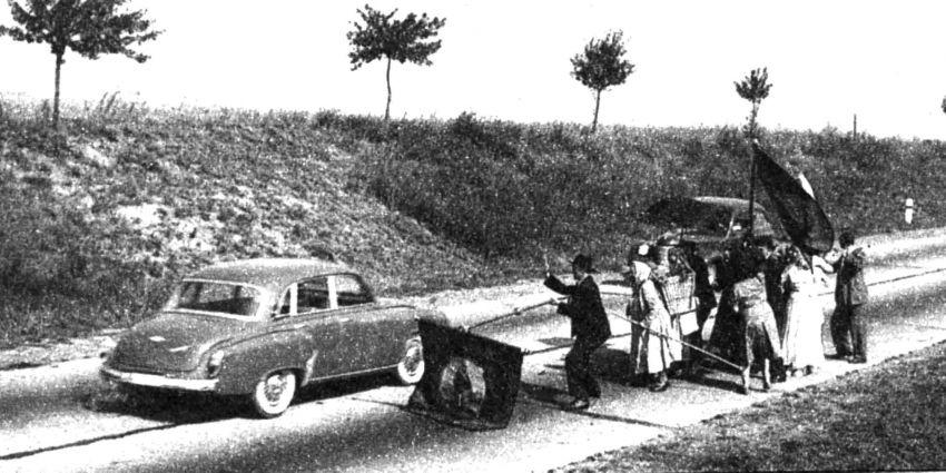 Procesí k panence (1961)