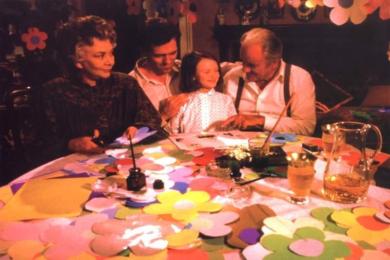 Špendlík na motýla (1993)