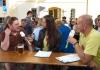 Leoš Noha, Marta Ondráčková, Pavel Svoboda - Snídaně s Novou na cestách (17.6.2011) ze středočeských Krušovic