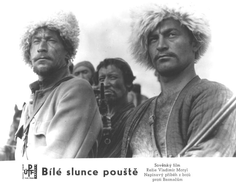 Bílé slunce pouště (1969)