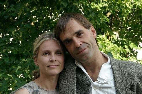 Ingrid Timková a Miroslav Etzler