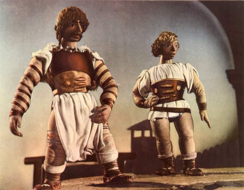 Staré pověsti české (1952)