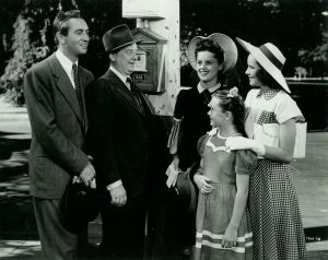 Macdonald Carey Teresa Wright Edna May Wonacott