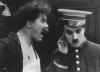 Chaplin bankovním sluhou (1915)