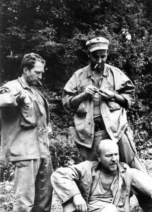 Jiří Hálek, Josef Somr, Miroslav Macháček