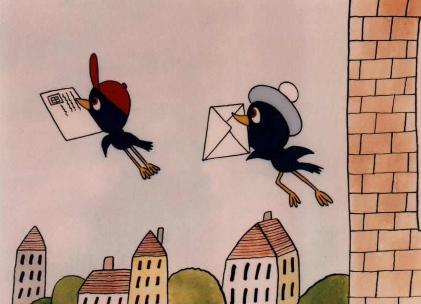 Kosí bratři a větrný kohout (1982) [TV seriál]