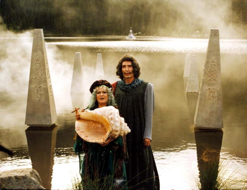 Jezerní královna (1997)