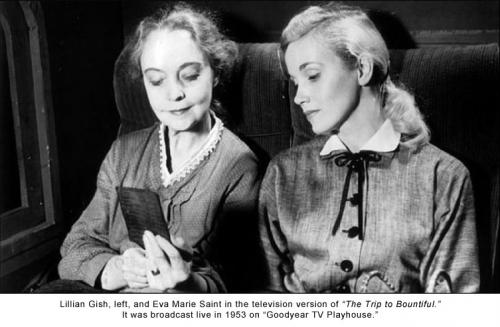 The Trip to Bountiful (1953) [TV film]