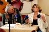 Yveta Simonová při natáčení Nostalgického muzea zábavy (r.2006)