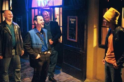 Perníková věž (2002)