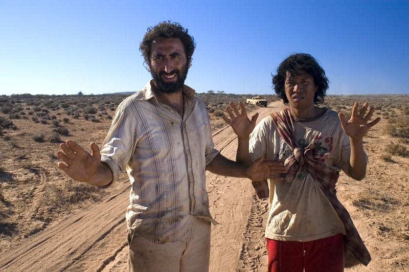 Šťastné míle (2007)
