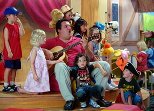 Bláznivá školka (2003)