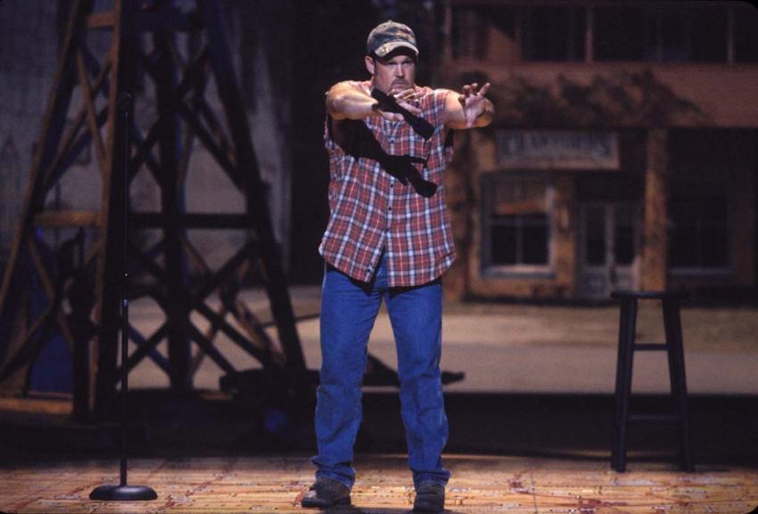 Komici na šňůře (2003)