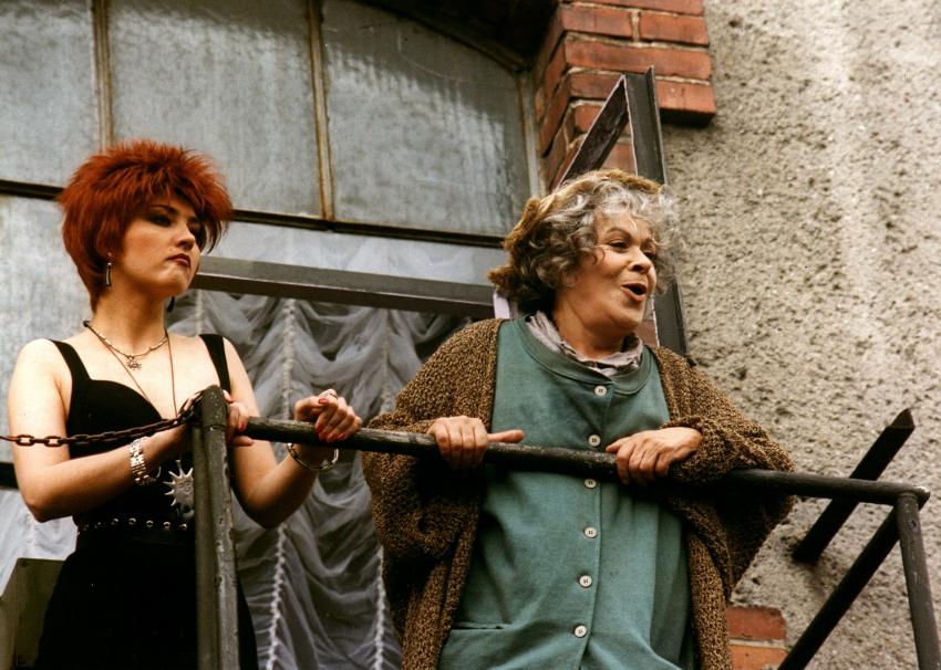 Bohatství slečny Kronkiové (1997) [TV film]