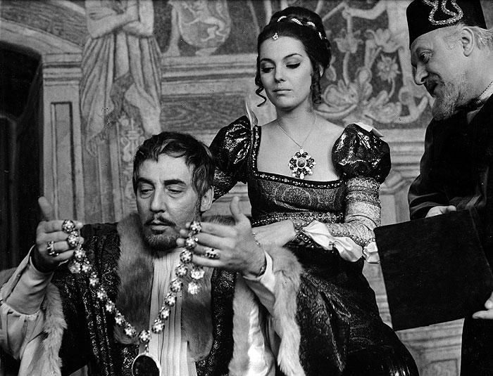 Hry lásky šálivé (1971)