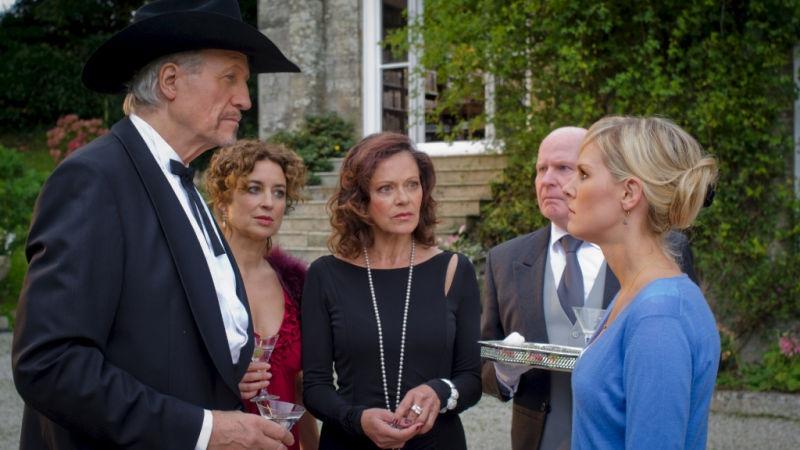 Tajemství starého panství (2011) [TV film]