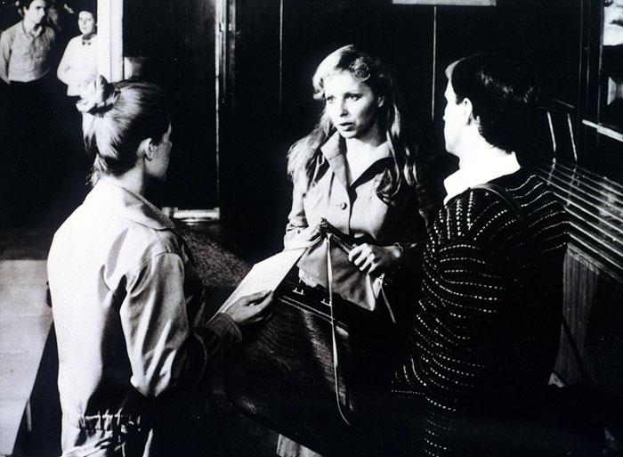Pražská terčovnica (1982) [TV film]