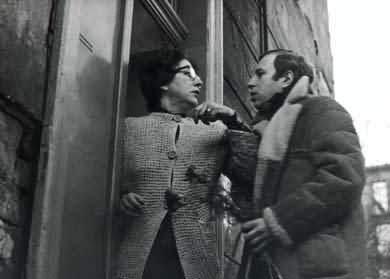 Slawa Kwasniewska a  Jerzy Stuhr