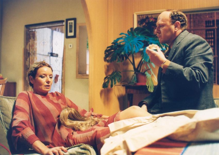 Vilma Cibulková a Jaroslav Dušek