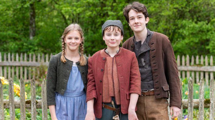 Die drei Königskinder (2019) [TV film]