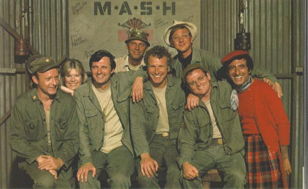 M.A.S.H. (1972) [TV seriál]