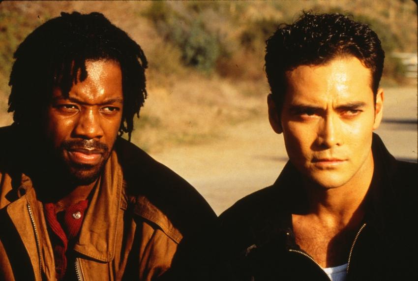 Šílená jízda (1997)