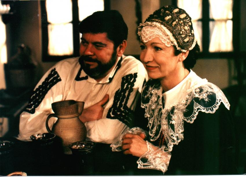 Martin Štěpánek a Hana Maciuchová