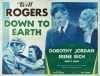 Down to Earth (1932)