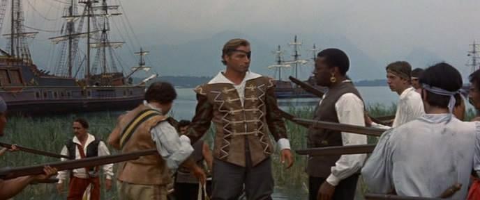 Pobřeží pirátů (1960)