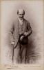 """Leopold Kramer jako """"Arthur Sülzheimer"""" v divadelní frašce """"Im weißen Rössel"""" / foto: Dr. Szekely, Wien - Theatermuseum, Wien"""
