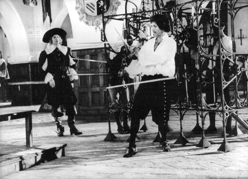 Tři mušketýři (1973)
