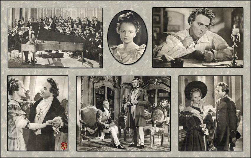 Chopinovo mládí (1952)